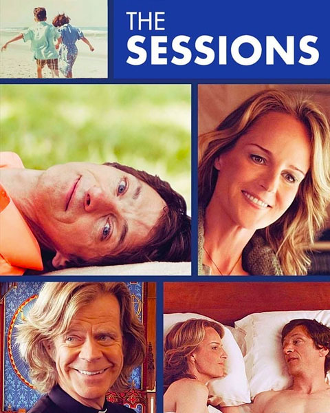 The Sessions (HD) Vudu / Movies Anywhere Redeem
