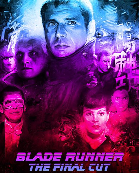 Blade Runner – The Final Cut (4K) Movies Anywhere Redeem