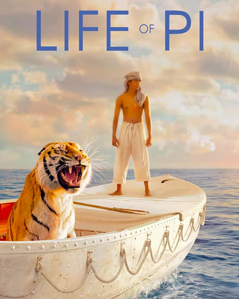 Life Of Pi (4K) ITunes Redeem (Ports To MA)
