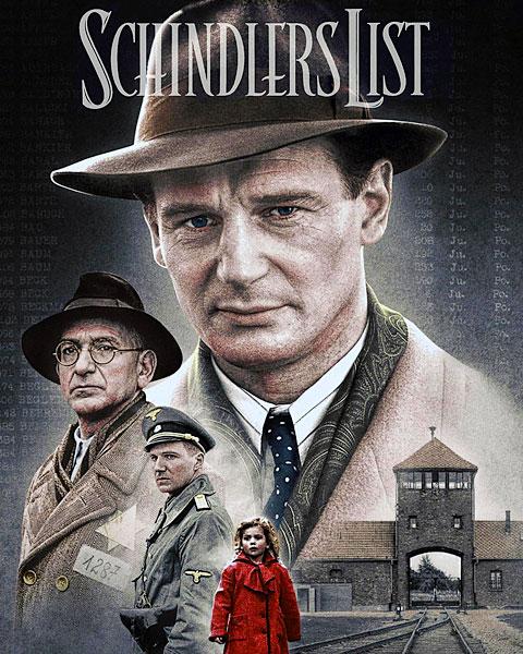 Schindler's List (4K) Vudu / Movies Anywhere Redeem