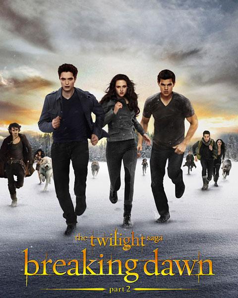 The Twilight Saga: Breaking Dawn Part 2 (4K) ITunes Redeem