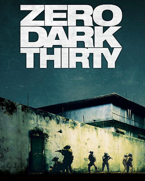 Zero Dark Thirty (HD) Vudu / Movies Anywhere Redeem