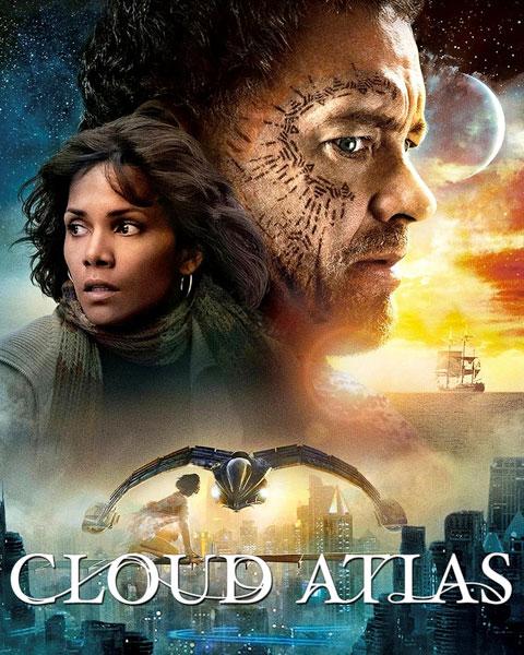 Cloud Atlas (HD) Vudu / Movies Anywhere Redeem