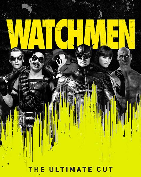 Watchmen: The Ultimate Cut (4K) Vudu / Movies Anywhere Redeem