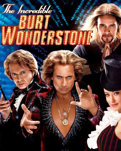 The Incredible Burt Wonderstone (HD) Vudu / Movies Anywhere Redeem