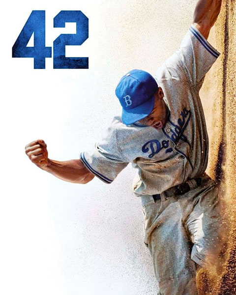 42 (HD) Movies Anywhere Redeem