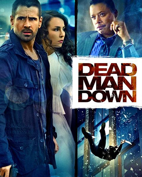 Dead Man Down (HD) Vudu / Movies Anywhere Redeem