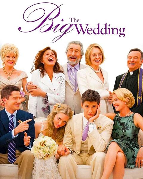 The Big Wedding (HD) ITunes Redeem