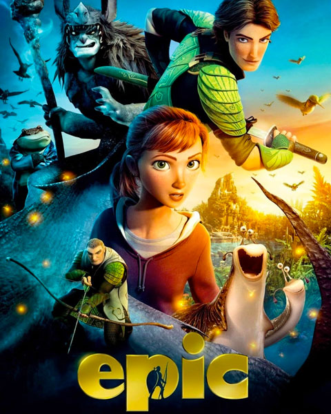 Epic (HD) Vudu / Movies Anywhere Redeem
