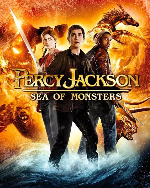 Percy Jackson: Sea Of Monsters (HD) Vudu / Movies Anywhere Redeem