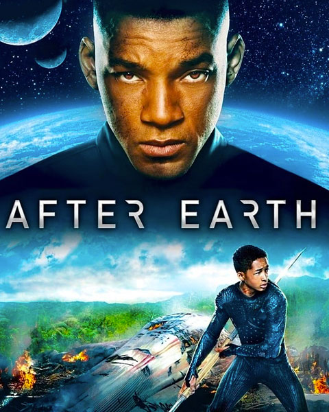 After Earth (SD) Vudu / Movies Anywhere Redeem