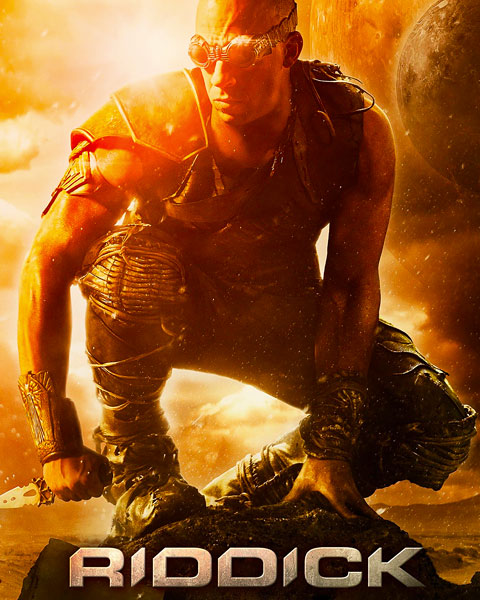 Riddick – Director's Cut (HD) Vudu / Movies Anywhere Redeem
