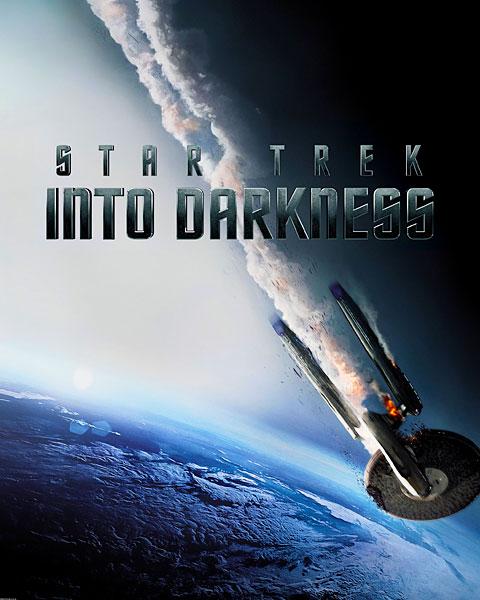 Star Trek: Into Darkness (HDX) Vudu Redeem