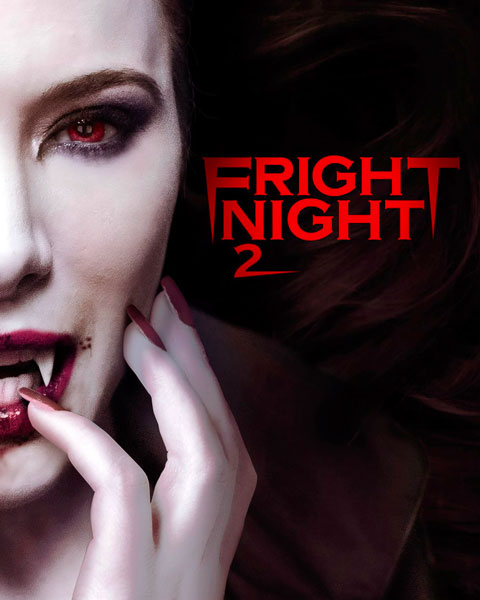 Fright Night 2: New Blood – Unrated (HD) Vudu / Movies Anywhere Redeem