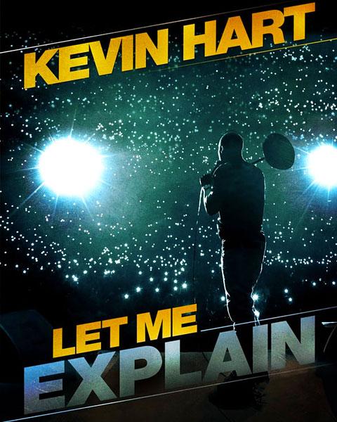 Kevin Hart: Let Me Explain (SD) Vudu Redeem
