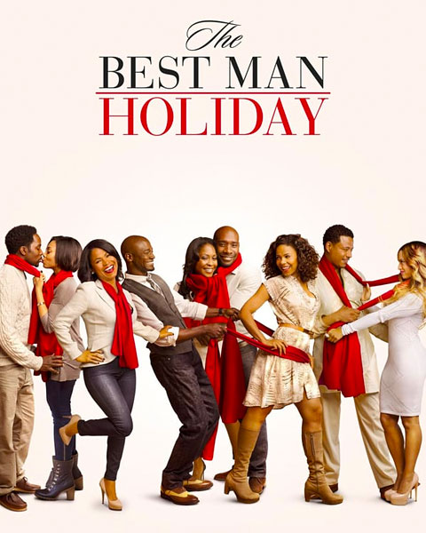 The Best Man Holiday (HD) ITunes Redeem (Ports To MA)