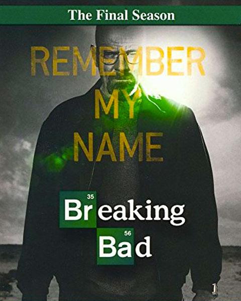 Breaking Bad – The Final Season (HDX) Vudu Redeem
