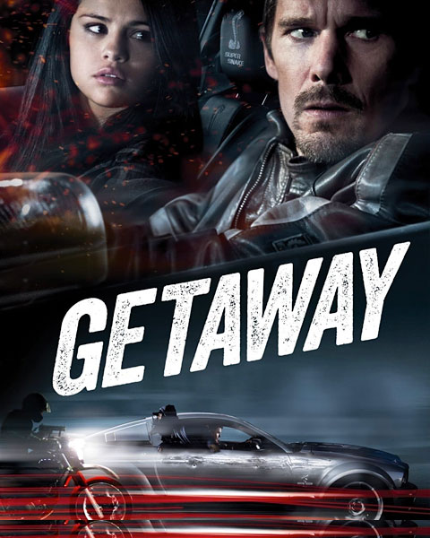 Getaway (HD) Movies Anywhere Redeem