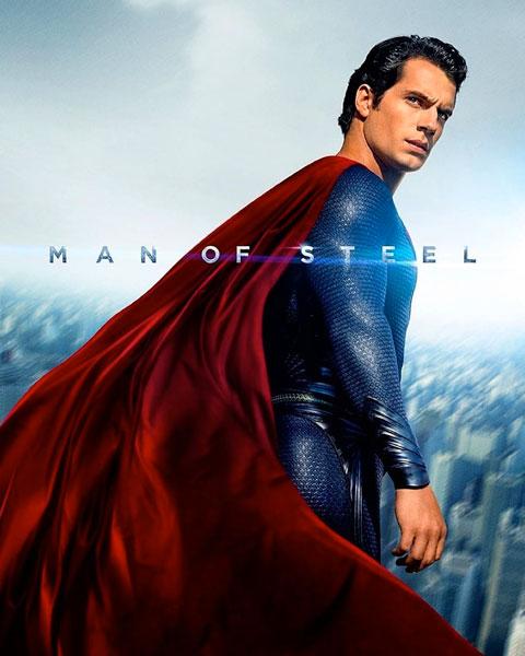 Man Of Steel (HD) Vudu / Movies Anywhere Redeem