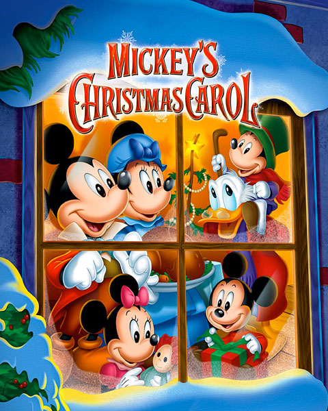 Mickey's Christmas Carol (HD) Google Play Redeem (Ports To MA)