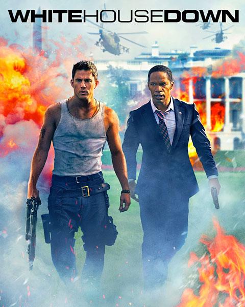 White House Down (HD) Vudu / Movies Anywhere Redeem