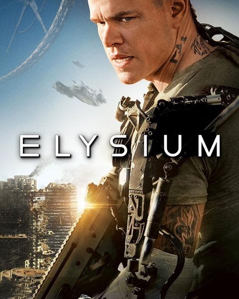 Elysium (HD) Vudu / Movies Anywhere Redeem