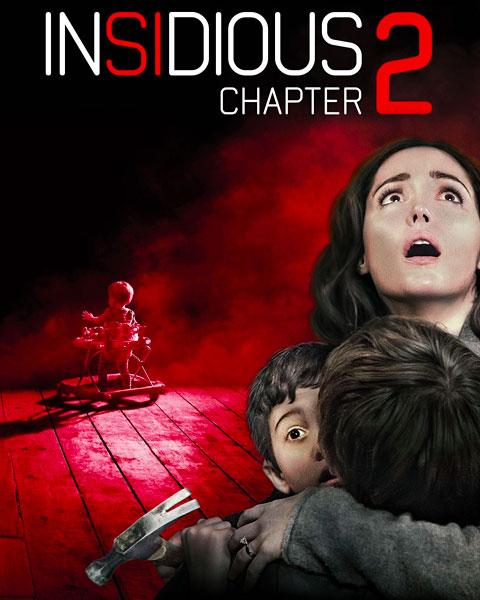 Insidious: Chapter 2 (HD) Vudu / Movies Anywhere Redeem