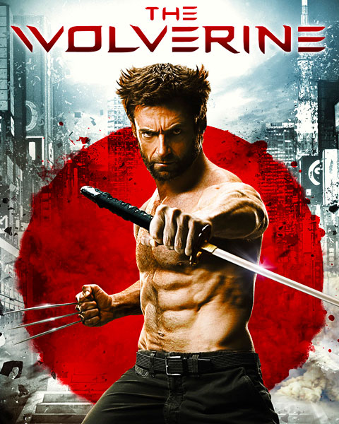 The Wolverine – Unrated (HD) Movies Anywhere Redeem