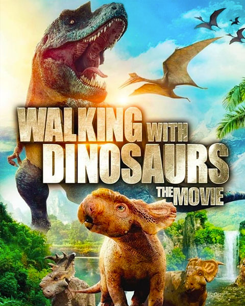Walking With Dinosaurs (SD) ITunes Redeem (Ports To MA)