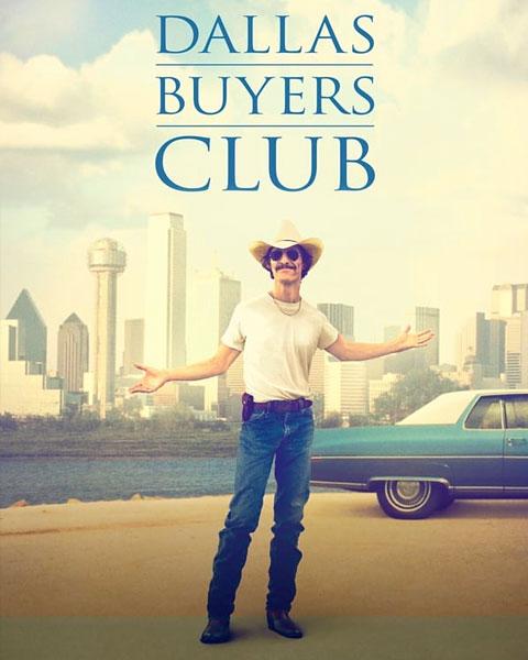 Dallas Buyers Club (HD) Vudu / Movies Anywhere Redeem