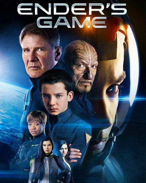 Ender's Game (HDX) Vudu Redeem