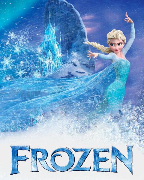 Frozen (HD) Vudu / Movies Anywhere Redeem