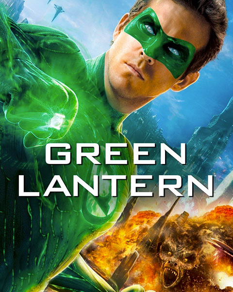 Green Lantern / Green Lantern Emerald Nights (HD) Movies Anywhere Redeem