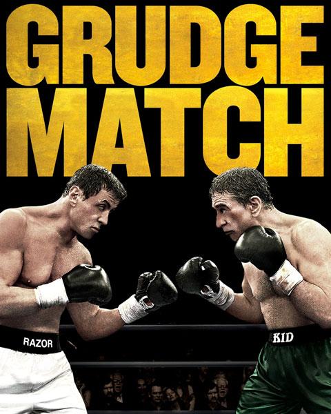 Grudge Match (HD) Vudu / Movies Anywhere Redeem