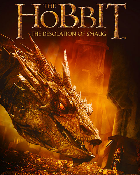 The Hobbit: The Desolation Of Smaug (HD) Vudu / Movies Anywhere Redeem