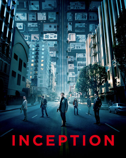 Inception (HD) Movies Anywhere Redeem
