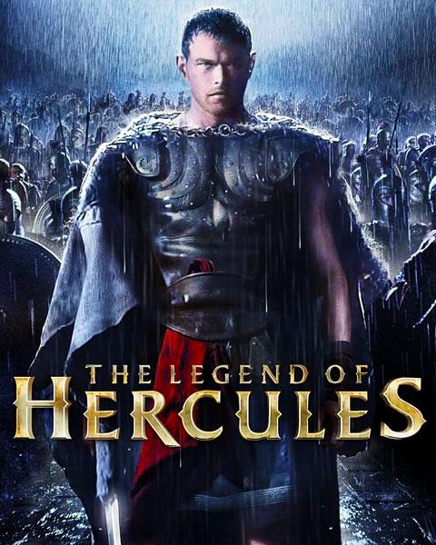 The Legend Of Hercules (HD) ITunes Redeem
