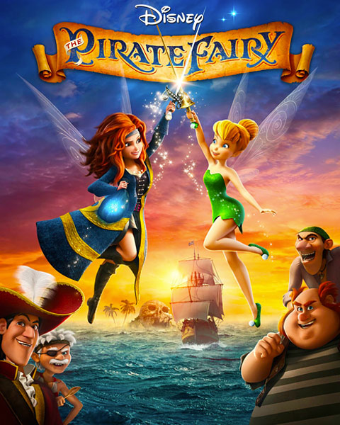 The Pirate Fairy (HD) Google Play Redeem (Ports To MA)