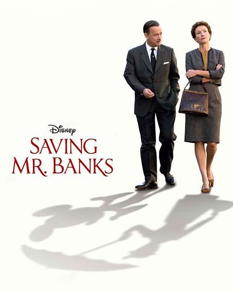 Saving Mr. Banks (HD) Google Play Redeem (Ports To MA)