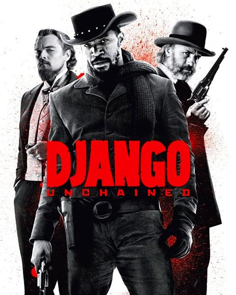 Django Unchained (SD) Vudu Redeem