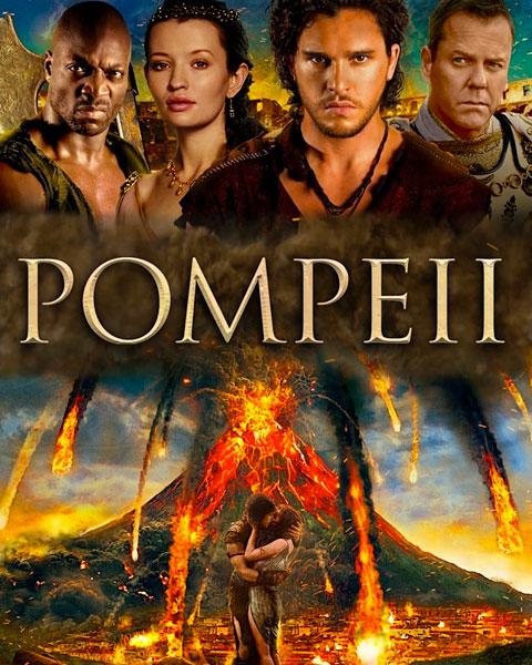 Pompeii (HD) Vudu / Movies Anywhere Redeem
