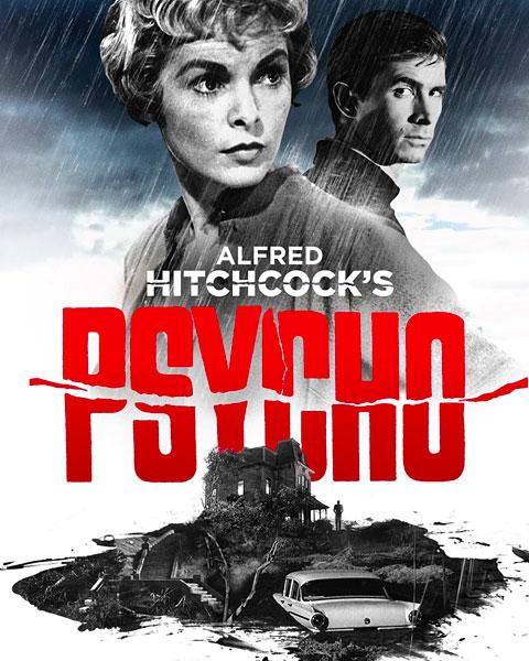 Psycho – 1960 (HD) Vudu / Movies Anywhere Redeem