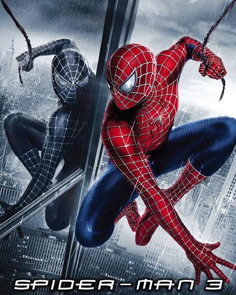 Spider-Man 3 (HD) Vudu / Movies Anywhere Redeem