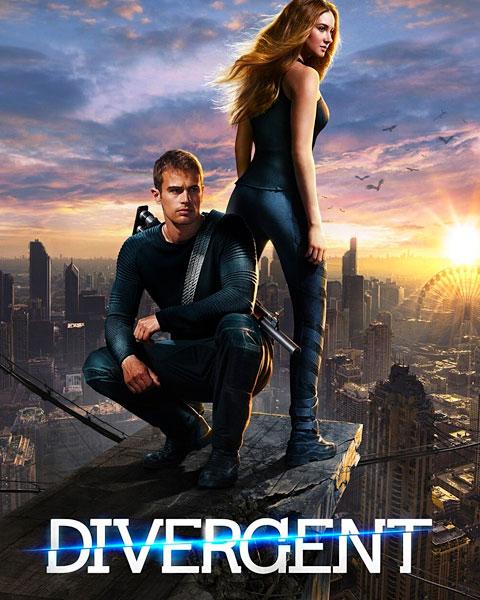 Divergent (SD) Vudu Redeem