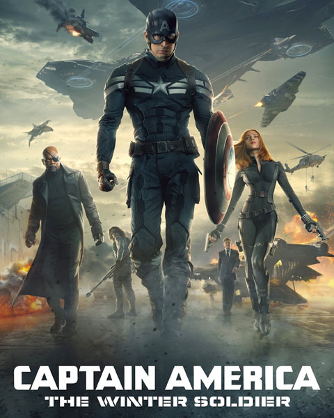 Captain America: The Winter Soldier (HD) Google Play Redeem (Ports To MA)