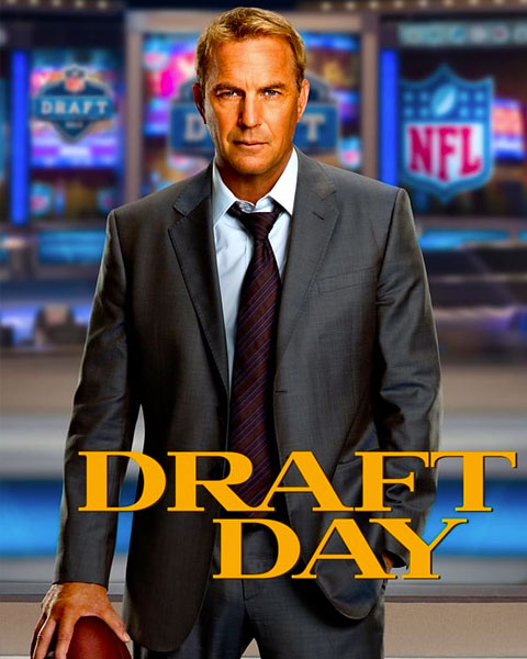 Draft Day (SD) Vudu Redeem