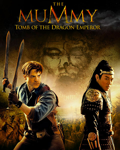The Mummy: Tomb Of The Dragon Emperor (4K) Vudu / Movies Anywhere Redeem