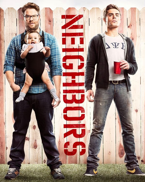 Neighbors (HDX) Vudu / Movies Anywhere Redeem