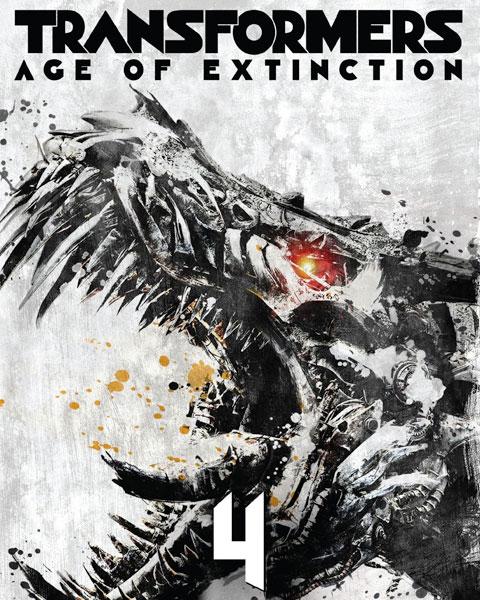 Transformers: Age Of Extinction (4K) ITunes Redeem