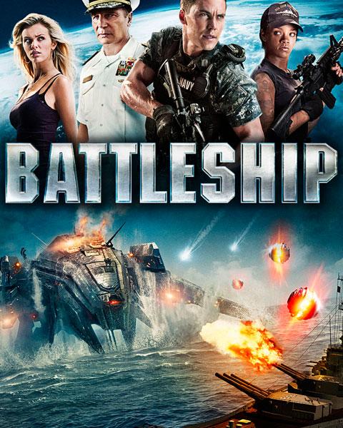 Battleship (HD) Movies Anywhere Redeem